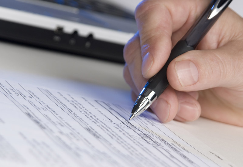 Mortgage Documents- The Home Mortgage Centre